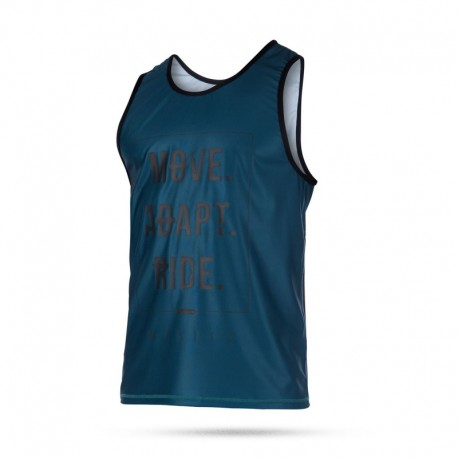 Block Tanktop Quickdry